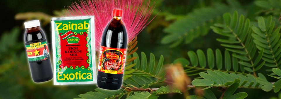 Surinaamse producten