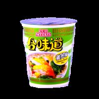 Cup noodles